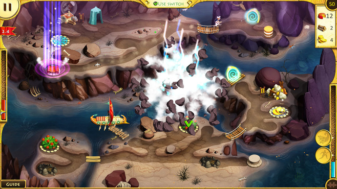 12 Labours of Hercules VII: Fleecing the Fleece Collector's Edition Screenshot 3