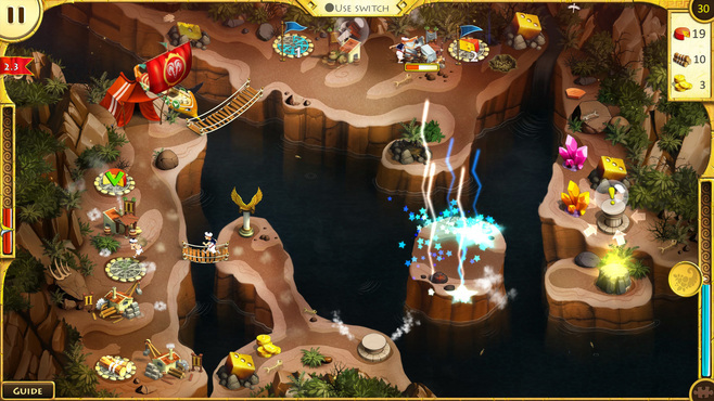12 Labours of Hercules VII: Fleecing the Fleece Collector's Edition Screenshot 5