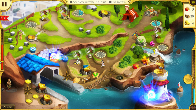 12 Labours of Hercules VII: Fleecing the Fleece Collector's Edition Screenshot 6