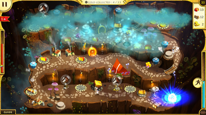12 Labours of Hercules VII: Fleecing the Fleece Collector's Edition Screenshot 8