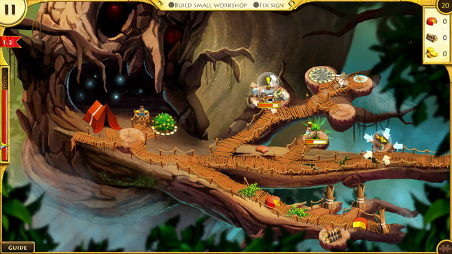 12 Labours of Hercules VII: Fleecing the Fleece Collector's Edition Screenshot 9