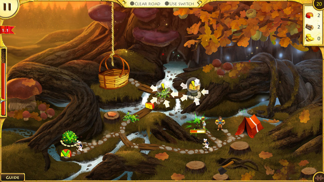 12 Labours of Hercules VII: Fleecing the Fleece Collector's Edition Screenshot 10