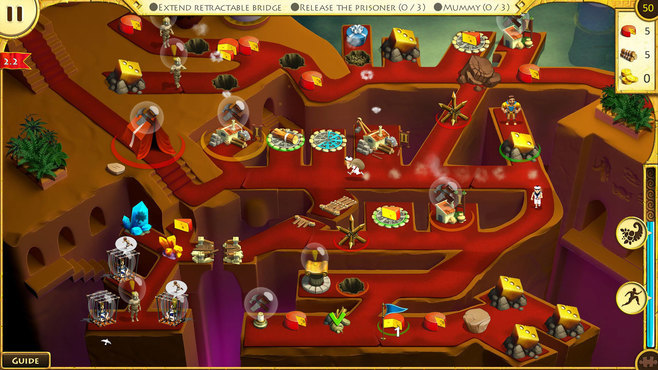 12 Labours of Hercules VIII: How I Met Megara Collector's Edition Screenshot 3
