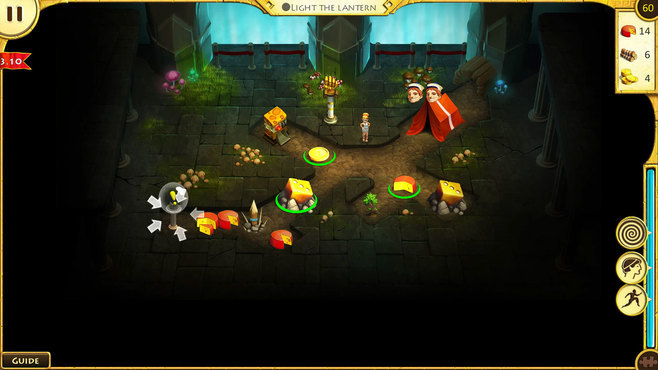 12 Labours of Hercules VIII: How I Met Megara Collector's Edition Screenshot 8
