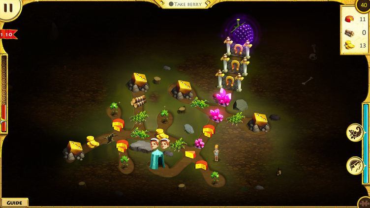12 Labours of Hercules X: Greed for Speed Collector's Edition Screenshot 2
