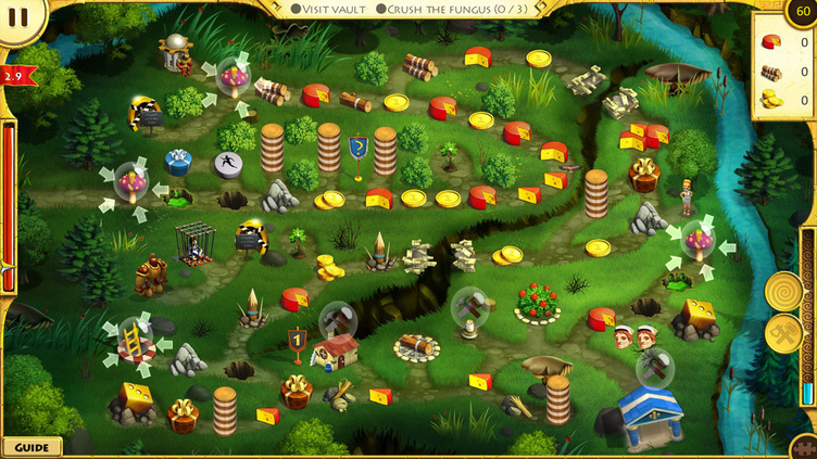 12 Labours of Hercules X: Greed for Speed Collector's Edition Screenshot 5