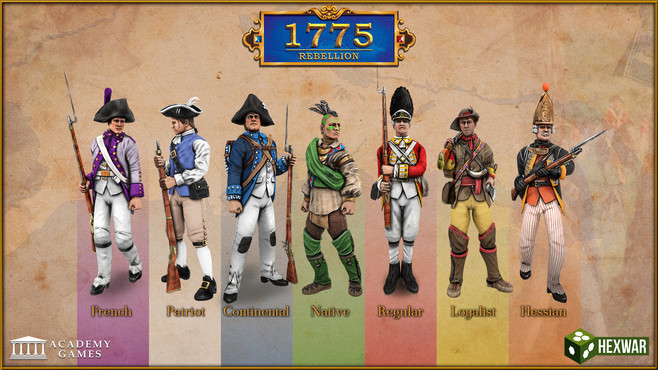 1775: Rebellion Screenshot 3