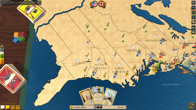 1775: Rebellion Screenshot 4