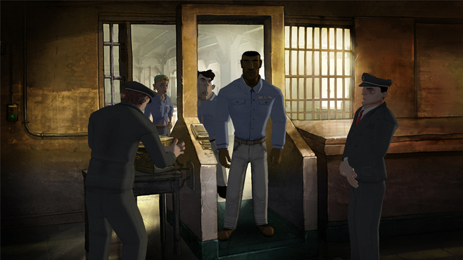 1954 Alcatraz Screenshot 5