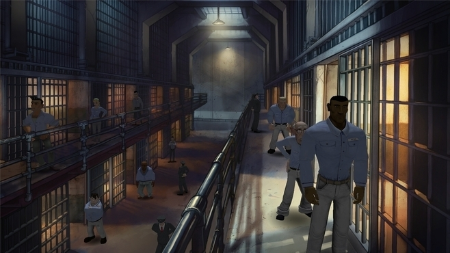 1954 Alcatraz Screenshot 13
