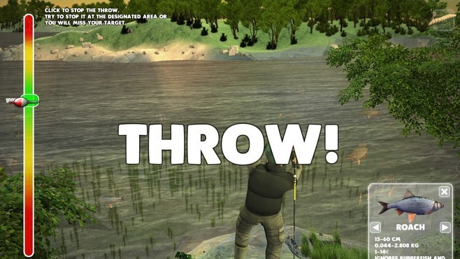 3D Arcade Fishing Screenshot 3
