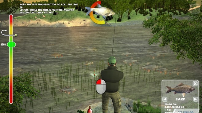 3D Arcade Fishing Screenshot 5