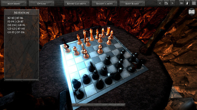 3D Chess Screenshot 2