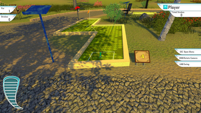 3D Minigolf Screenshot 4