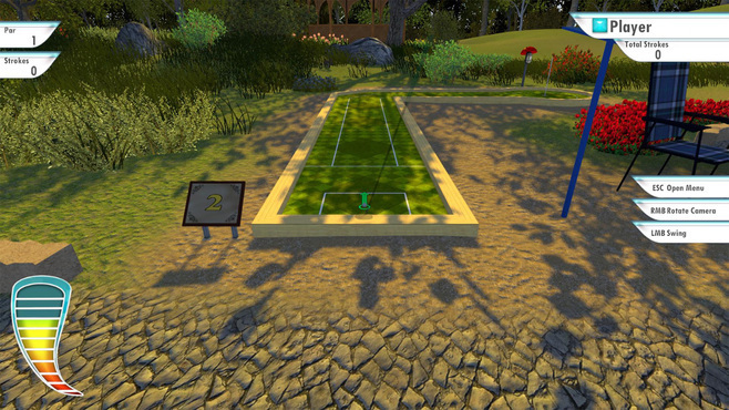 3D Minigolf Screenshot 5