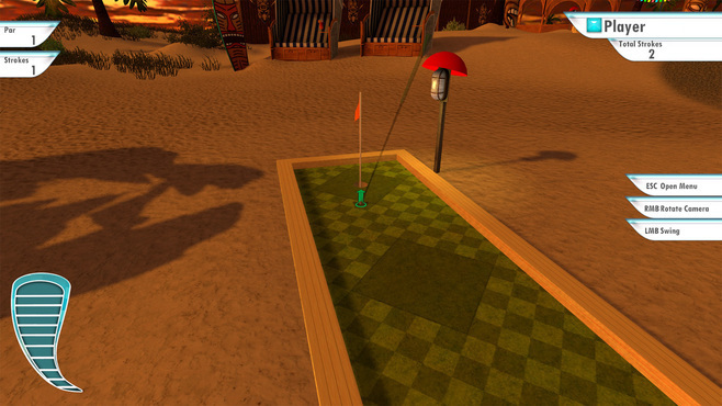 3D Minigolf Screenshot 8