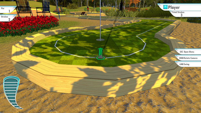 3D Minigolf Screenshot 9