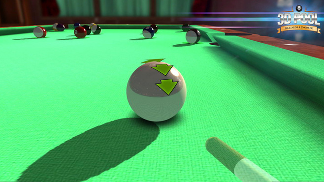 3D Pool - Billiards & Snooker Screenshot 2