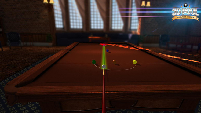 3D Pool - Billiards & Snooker Screenshot 4