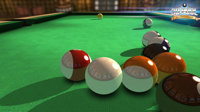 3D Pool - Billiards & Snooker Screenshot 7