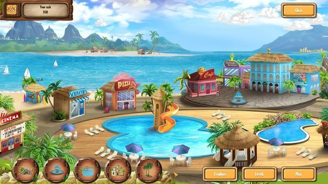 5 Star Hawaii Resort Screenshot 12