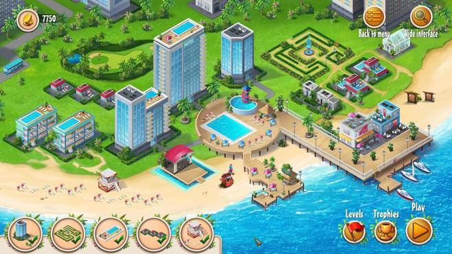 5 Star Miami Resort Screenshot 13