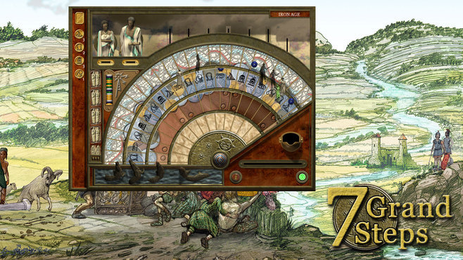 7 Grand Steps: What Ancients Begat Screenshot 4