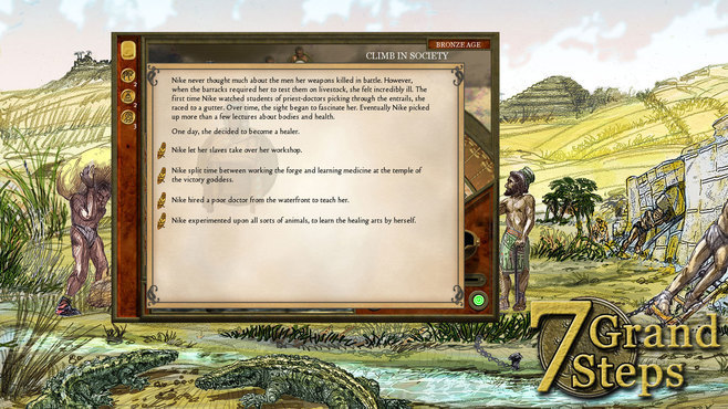 7 Grand Steps: What Ancients Begat Screenshot 5