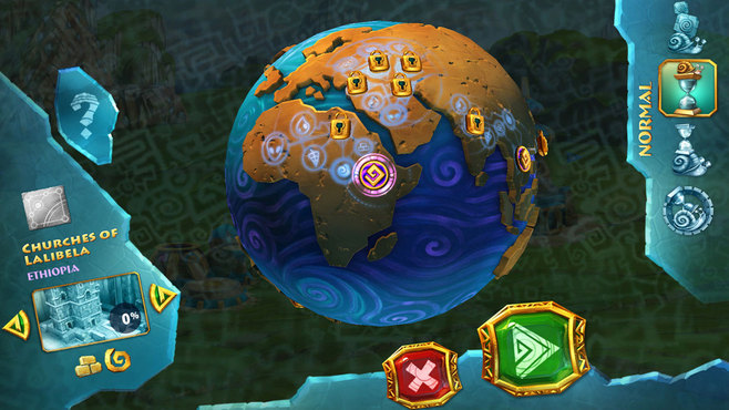 7 Wonders: Ancient Alien Makeover Collector's Edition Screenshot 8