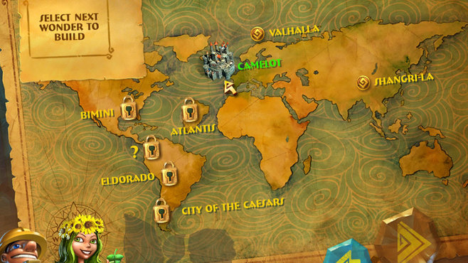 7 Wonders: Magical Mystery Tour Screenshot 5