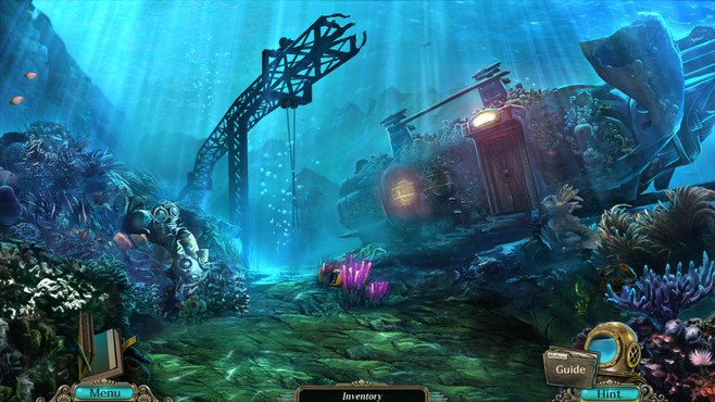 Abyss: The Wraiths of Eden Collector's Edition Screenshot 3