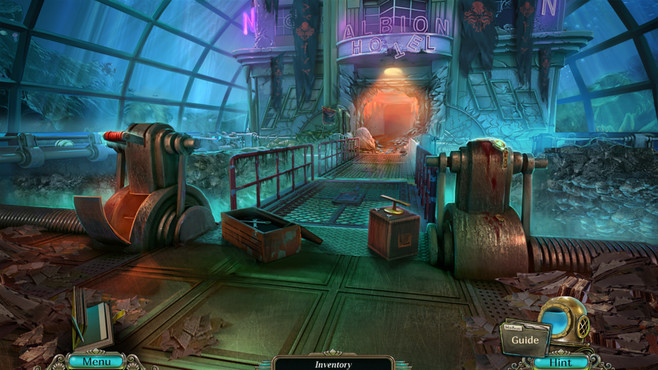 Abyss: The Wraiths of Eden Collector's Edition Screenshot 4