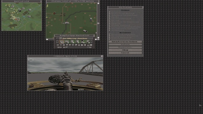 Across The Rhine Screenshot 7