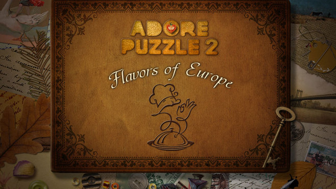 Adore Puzzle 2: Flavors of Europe Screenshot 2