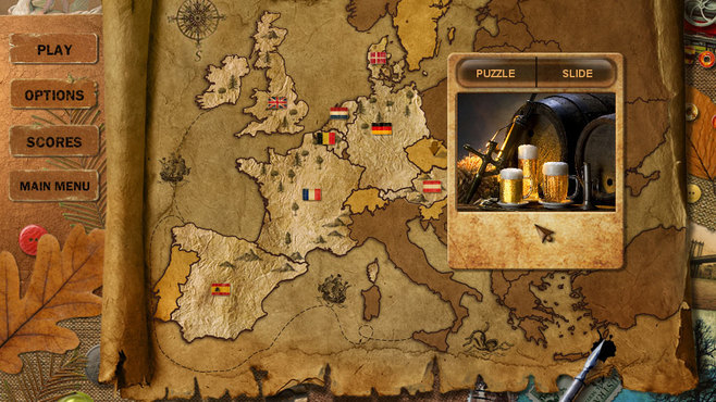 Adore Puzzle 2: Flavors of Europe Screenshot 3