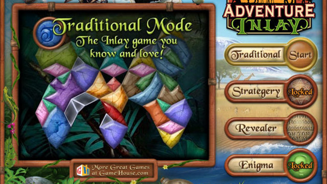 Adventure Inlay Safari Edition Screenshot 1