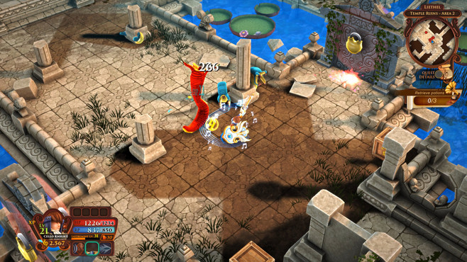 AereA: Deluxe Edition Screenshot 3
