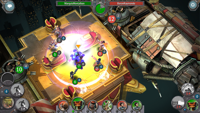 AERENA - Masters Edition: The Turn Based Arena Combat Game Screenshot 5