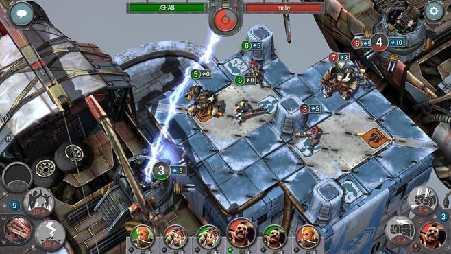 AERENA - Masters Edition: The Turn Based Arena Combat Game Screenshot 8