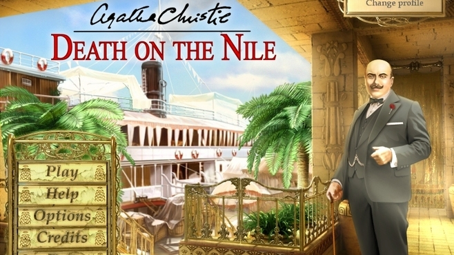 Agatha Christie: Death On The Nile Screenshot 1