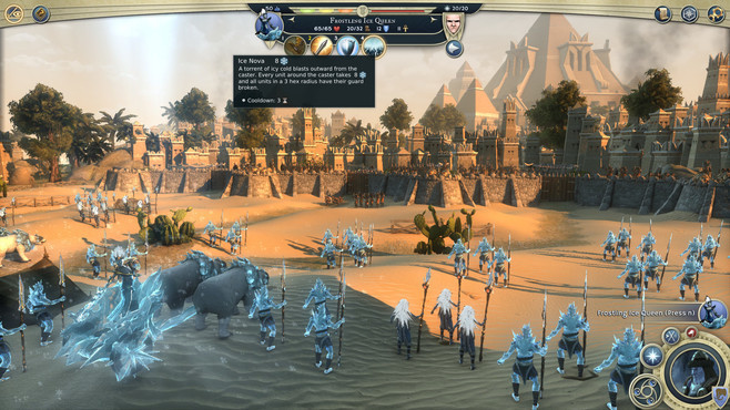 Age of Wonders III - Eternal Lords Expansion Screenshot 6
