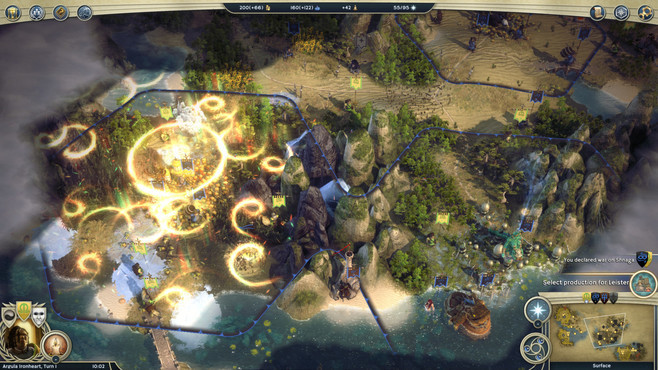 Age of Wonders III - Golden Realms Expansion Screenshot 2