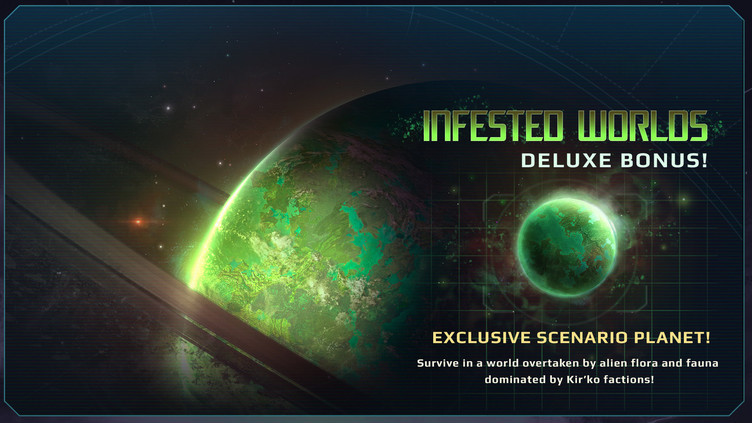 Age of Wonders: Planetfall Deluxe Edition Content Pack Screenshot 1
