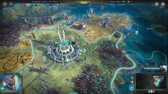 Age of Wonders: Planetfall - Deluxe Edition Screenshot 7
