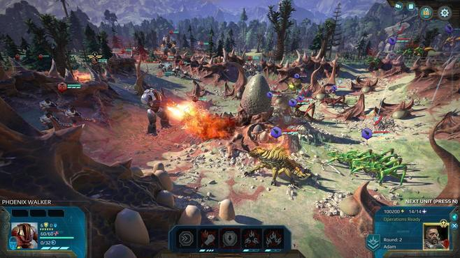 Age of Wonders: Planetfall - Deluxe Edition Screenshot 9
