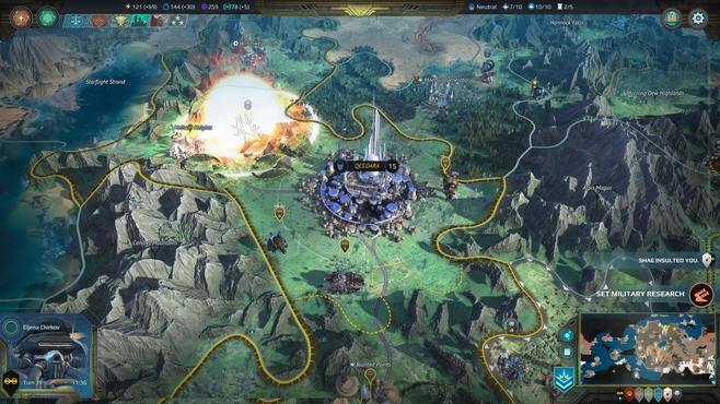 Age of Wonders: Planetfall - Deluxe Edition Screenshot 10