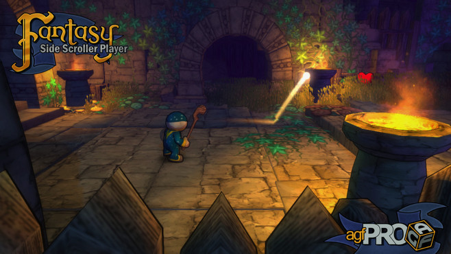 Axis Game Factory's AGFPRO Fantasy Side-Scroller Player DLC Screenshot 5
