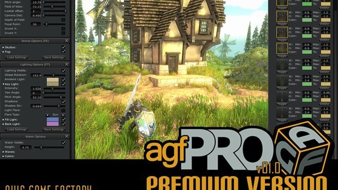 Axis Game Factory's AGFPRO + FANTASY + ZOMBIE Screenshot 6