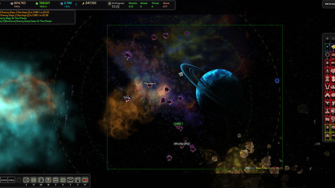 AI War: Children of Neinzul Screenshot 1