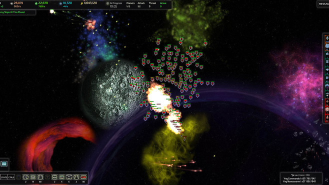 AI War: Children of Neinzul Screenshot 2